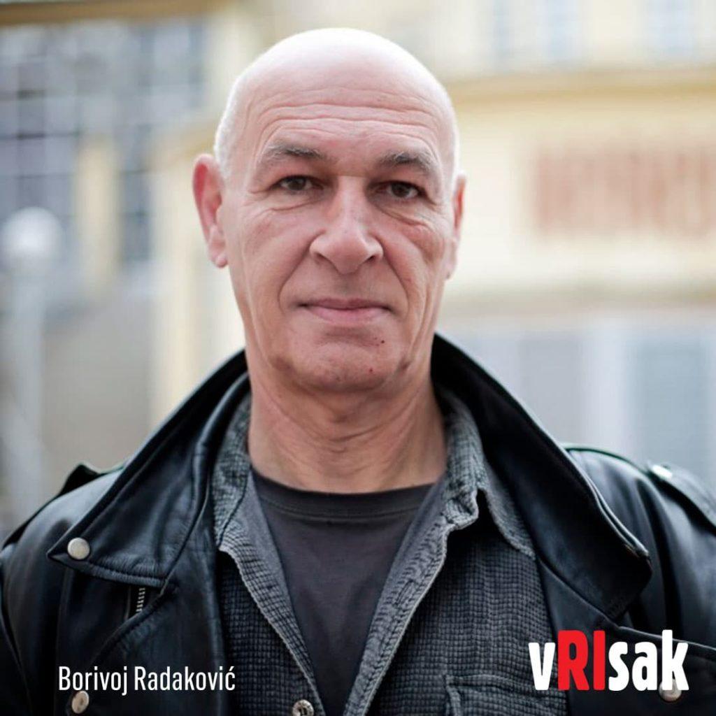 Borivoj Radaković